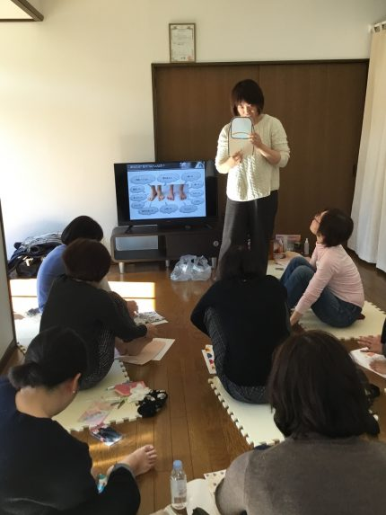 【講師 稲葉智恵先生】爪の切り方講座~自宅サロン~